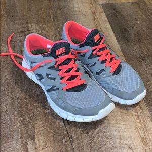 Nike Free Run shoes